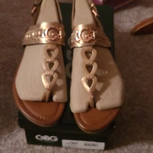 New Guess Lovey Sandals